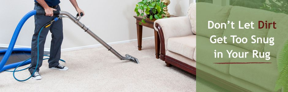 Don't Let Dirt Get Too Snug in Your Rug | Carpet cleaning in Edmonton